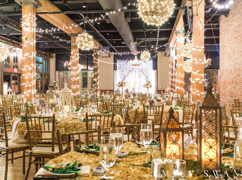 Winter Wedding Reception Wedding Decor Ideas