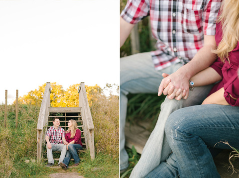 Summer lifestyle photography couple in SD Palisades State Park