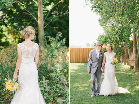 Beautiful and natural wedding photography in Sioux Falls